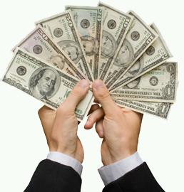 Cash In Hand!